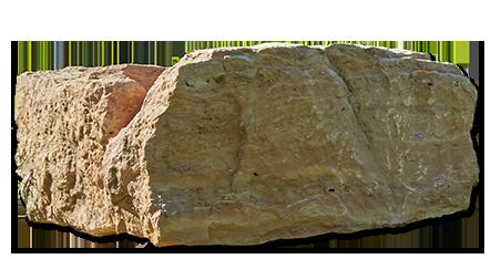 Landscaping rock crushed limestone rock boulders for Limestone landscape rock